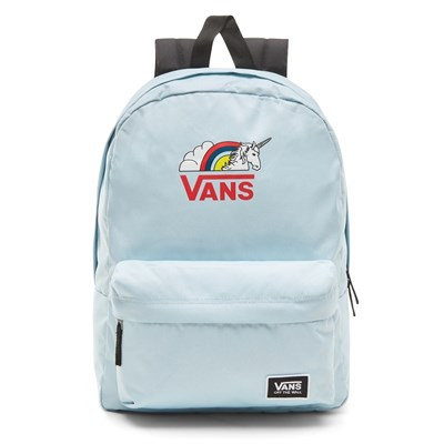 Vans Рюкзак VA3UI7UW4 REALM CLASSIC BACKPACK o.g. light blue-rainicorn