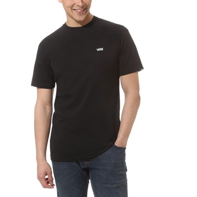 Vans Футболка VA3CZEY28 LEFT CHEST LOGO TEE black-white