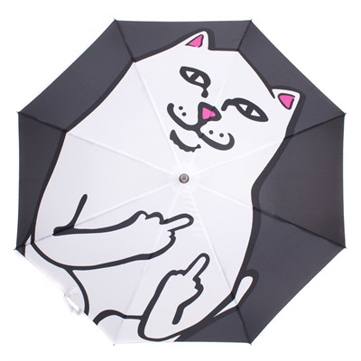 RIPNDIP Зонтик Lord Nemral Umbrella Black