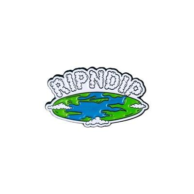 RIPNDIP Пин Flat Earth Pin