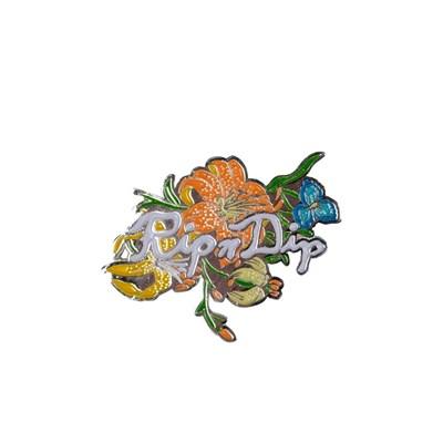 RIPNDIP Пин Wild Flower Pin