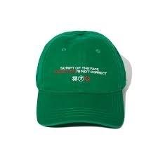 Кепка YMKA SHIX Detection зеленый цвет