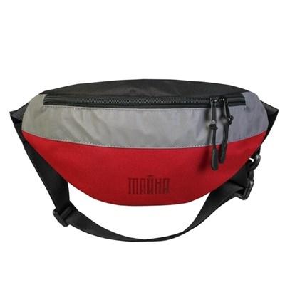 "Поясная сумка ""Тайна"" OXFORD-REF Бордо"