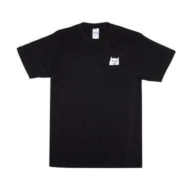 Футболка Ripndip Lord Nermal Pocket Tee Black