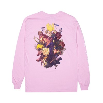 Лонгслив Ripndip Heavinly Bodies LS Pink