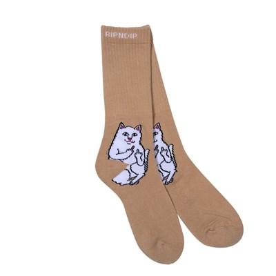 Носки Ripndip Lord Nermal Socks Tan