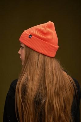 Шапка Lockit Beanie бледно-оранжевая