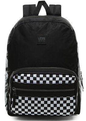 Vans рюкзак WM DISTINCTION II BA Black/White