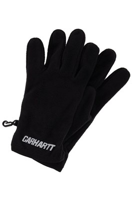 Carhartt WIP Перчатки Beaufort Gloves BLACK / REFLECTIVE