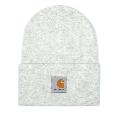 Carhartt WIP Шапка Acrylic Watch Hat ASH HEATHER