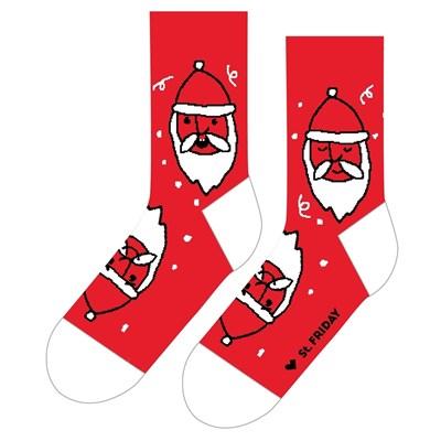 Носки St. Friday socks Борода из ваты