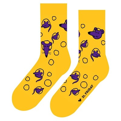 Носки St. Friday socks Коллега, который съел холодильник