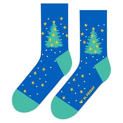 Носки St. Friday socks Ночь перед рождеством