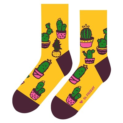 Носки St. Friday socks Оранжерея №16