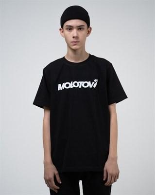 Футболка Molotov Logo Black