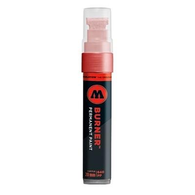 Molotow Маркер BURNER Paint 640PP 640502 красный 20 мм