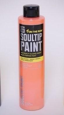 OTR.901 Paint чернила  неон-абрикосовые/NEON apricot 210 мл (4260393782495)