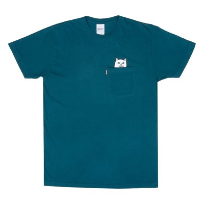 RIPNDIP Футболка Lord Nermal Pocket Tee Aqua