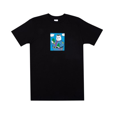 Футболка Ripndip Confiscated Tee Black