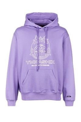 Толстовка YMKASHIX HTF фиолетовый