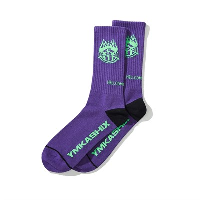 Носки YMKASHIX HTF Purple