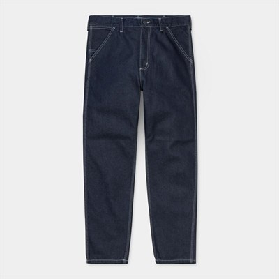 Carhartt WIP Джинсы (Regular) Penrod Pant BLUE (RINSED).