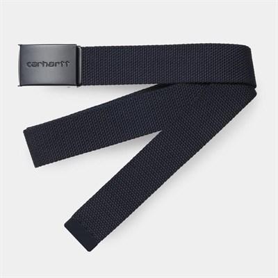 Carhartt WIP Ремень Clip Belt Tonal DARK NAVY.