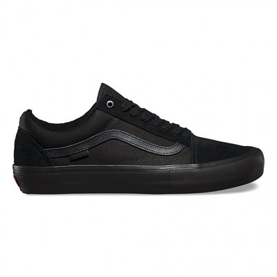Кеды Vans  MN OLD SKOOL PRO Blackout VZD41OJ