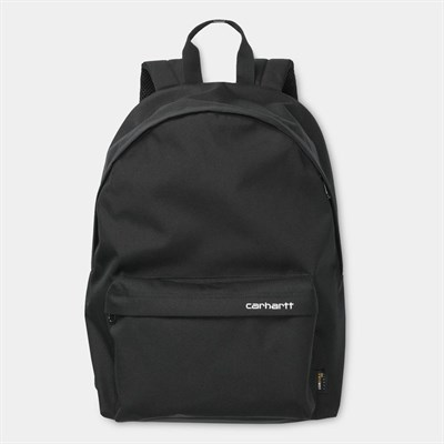 Carhartt WIP Рюкзак Payton Backpack BLACK / WHITE