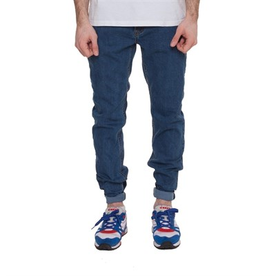 Джинсы НИИ Slim Flex (Синий (Blue)