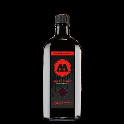 Molotow Заправка MASTERPIECE Speedflow 691767 черный 250 мл