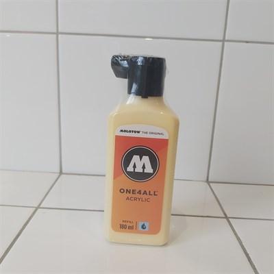 Molotow Заправка ONE4ALL Акриловая 692115 (115) ваниль 180 мл