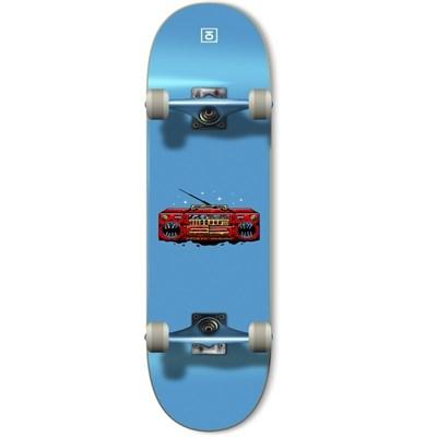 """Юнион Комплект Скейт """"Mafon"""" 8,125x31,5 Medium, Колёса 52mm/98a Подвески 139, Подшипники ABEC 7"""