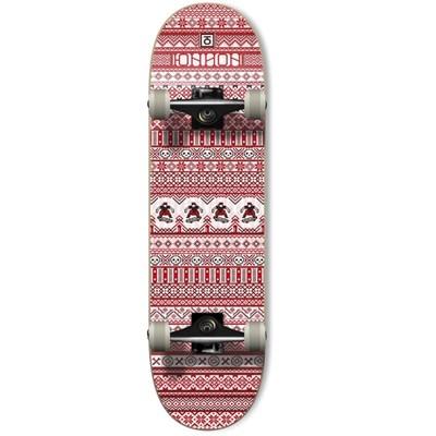 """Юнион Комплект Скейт """"Ornament"""" 7,875x31,875 Low, Колёса 51mm/98a Подвески 129, Подшипники ABEC 7"""