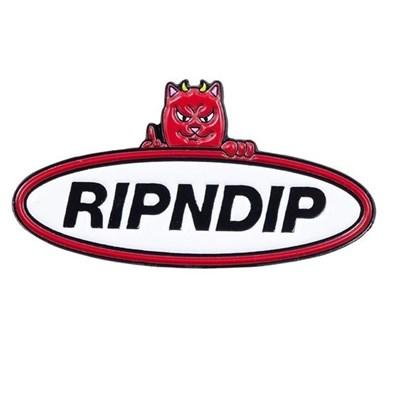 Пин Ripndip Welcome To Heck Pin