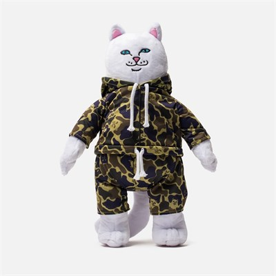 Кукла Ripndip Nerm Camo Plush Doll
