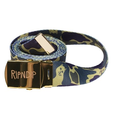 Ремень Ripndip Nerm Camo Web Belt Tropic Camo