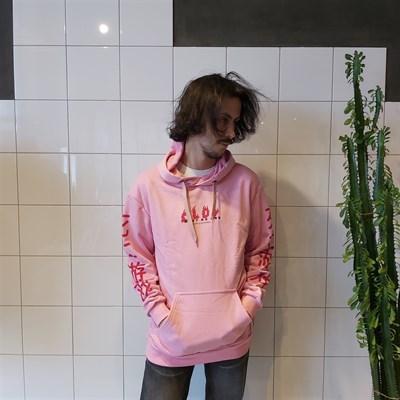 Толстовка Oldy Logo розовый