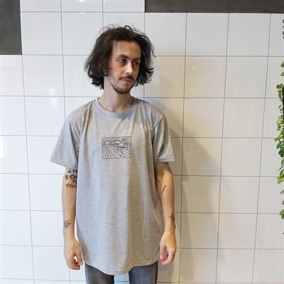 Oldy футболка skate grey