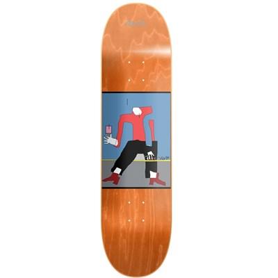"""АБСУРД дека скейтборд PAINT TANCOR (SS20) (ASSORTED, 8,25"""")"""