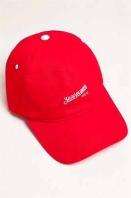 Бейсболка ЗАПОРОЖЕЦ Logo 2 Red