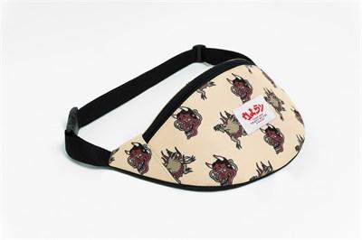Oldy поясная сумка frog mask hania biege