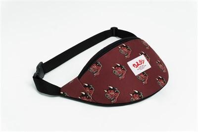 Oldy поясная сумка mask hania brown
