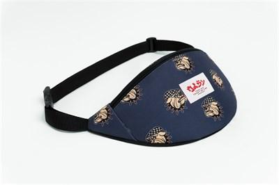Oldy поясная сумка pitbull checkers cap navy
