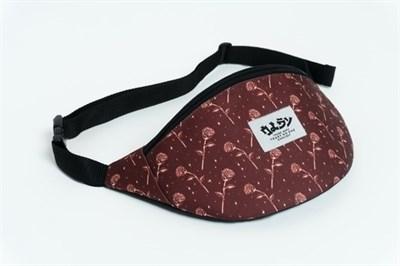 Oldy поясная сумка rosa brown