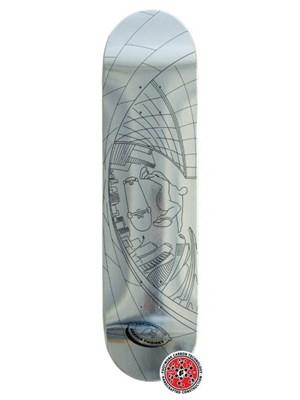 Дека Footwork CARBON TUSHEV FISHEYE SILVER FOIL (Размер 8.5 x 32)