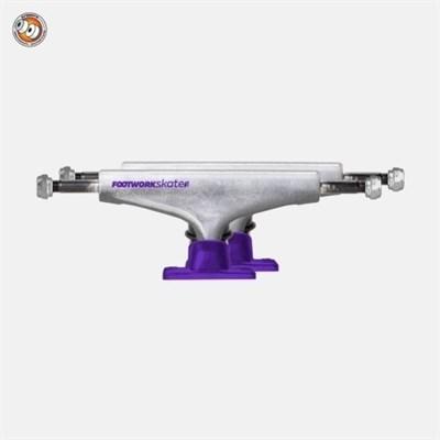 Комплект подвесок Footwork LABEL PURP/RAW (Ширина 5.5'')