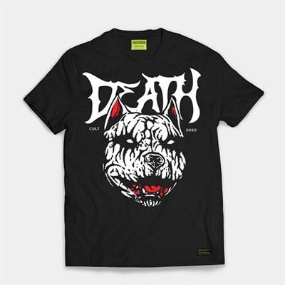 """Футболка КУЛЬТУРА """"Death"""", черный"""