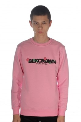 Blk Crown Толстовка Rose pink