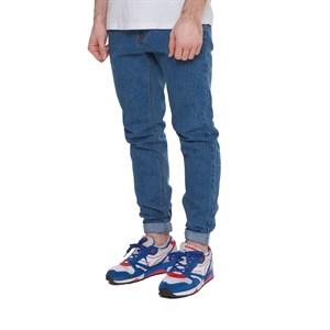 Джинсы ЗАПОРОЖЕЦ Carrot Flex Men's Denim ZAP-01R2 (Синий (Mid-Blue)